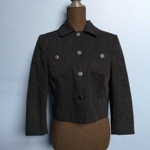 Brooks Brothers Light Cropped Jacket